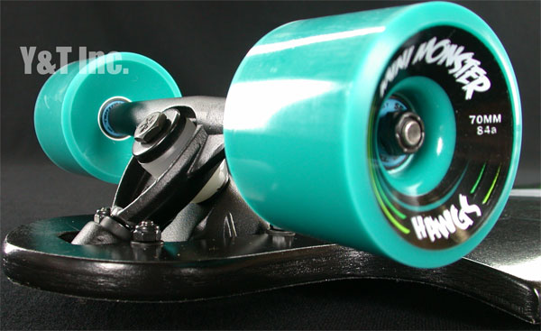 LANDYACHTZ DROPSPEED BK RANDAL180BK MINI MONSTER70mm84a 1