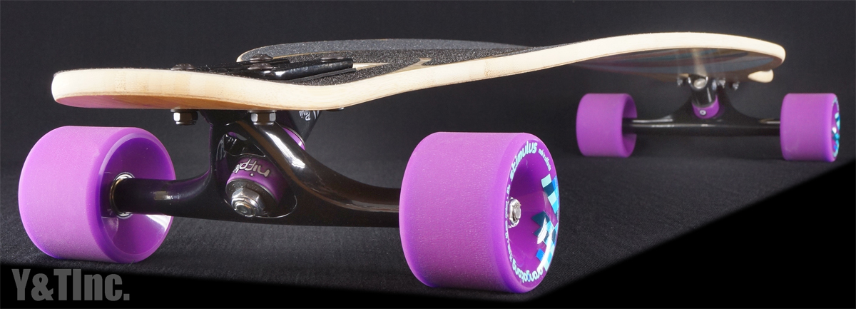 LOADED DERVISH SAMA FLEX2 PARIS180BK STIMULUS70mm83a 4
