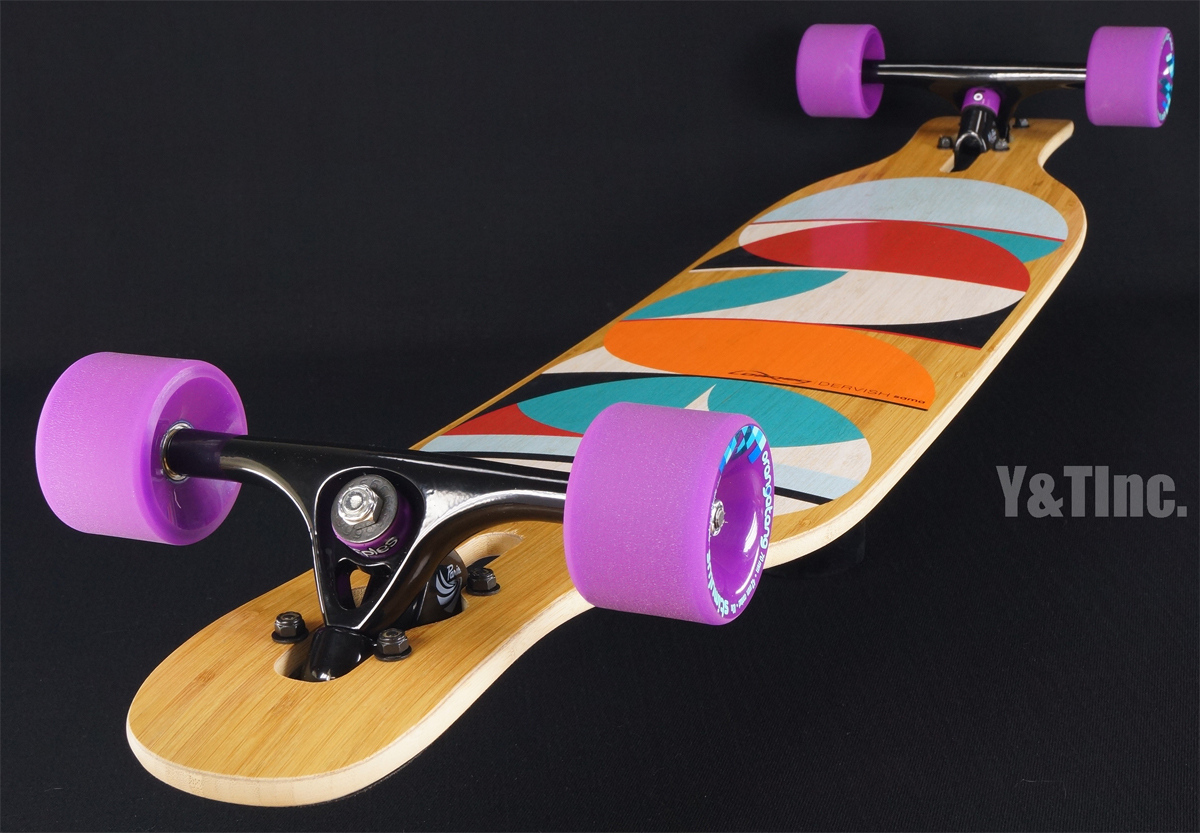 LOADED DERVISH SAMA FLEX2 PARIS180BK STIMULUS70mm83a 5