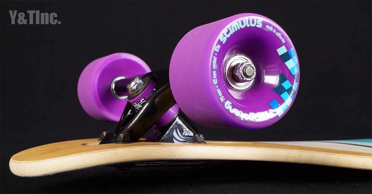 LOADED DERVISH SAMA FLEX2 PARIS180BK STIMULUS70mm83a 6