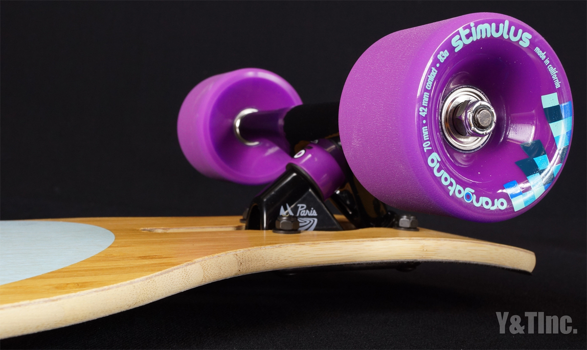 LOADED DERVISH SAMA FLEX2 PARIS180BK STIMULUS70mm83a 7