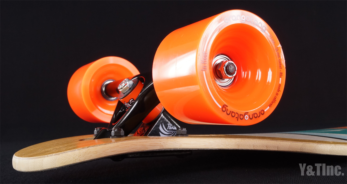LOADED DERVISH SAMA FLEX3 PARIS 180BK IN HEAT75mm80a 6