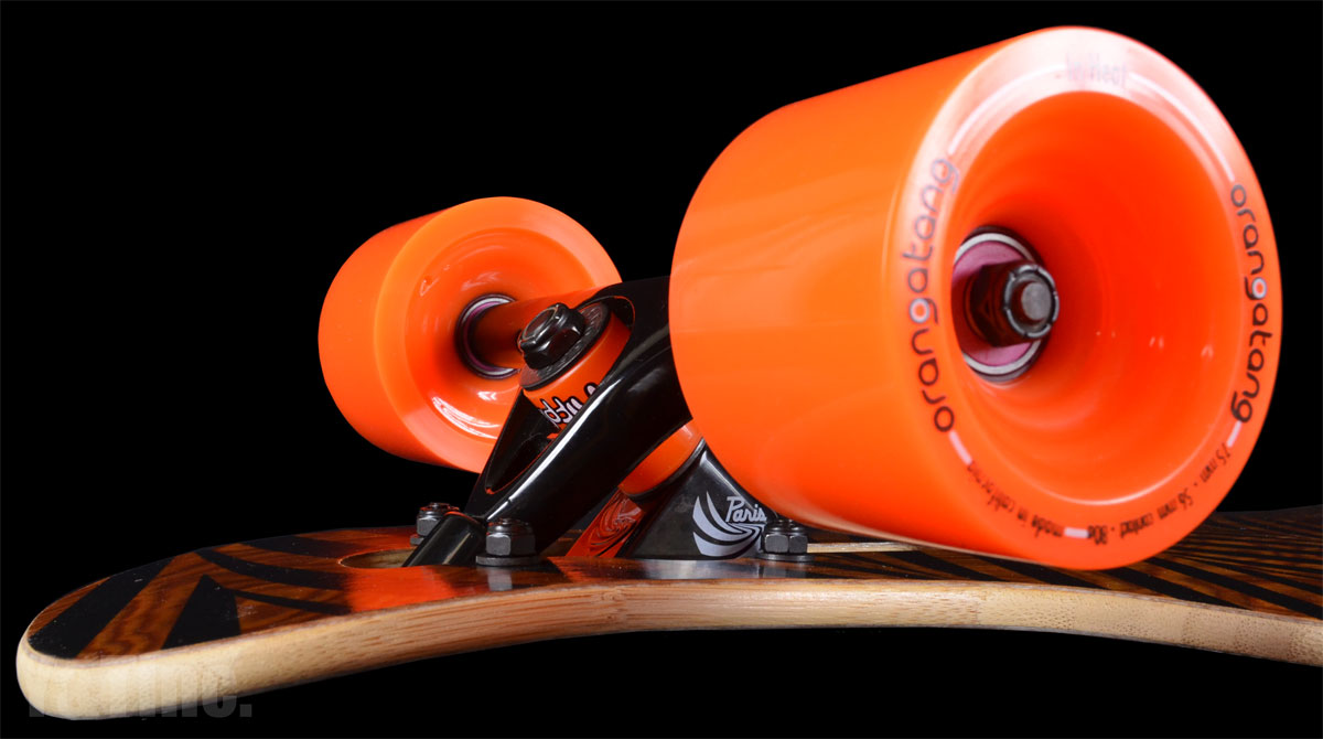 LOADED TAN TIEN 2017 F3 PARIS BLACK INHEAT 75mm 80a 6