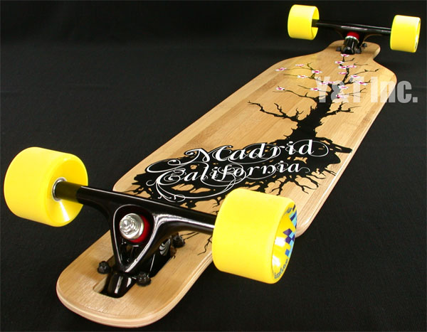 MADRID BAMBOO DDT PARIS180BK STIMULUS70mm86a ABEC7 1