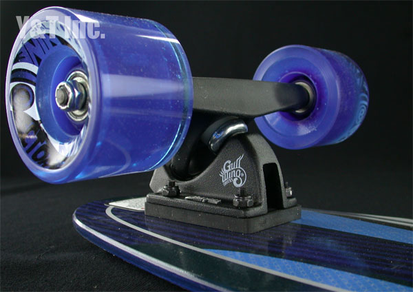 SECTOR9 CARBON TRYLAM BLUE 6