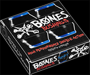 BONES HARDCORE BUSHING BLACK SOFT