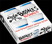 BONES HARDCORE BUSHING WHITE SOFT
