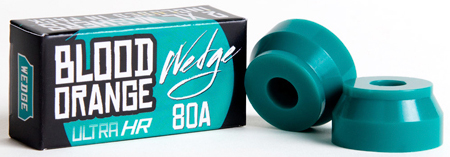 BLOOD ORANGE WEDGE 80a Aqua 1