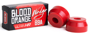 BLOOD ORANGE WEDGE 89a Red