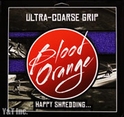 BLOOD ORANGE GRIP X-COARSE 4PAC PURPLE