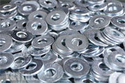 BOLT WASHER SILVER