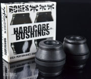 BONES HARDCORE BUSHING BLACK HARD