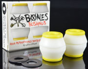 BONES HARDCORE BUSHING WHITE MEDIUM