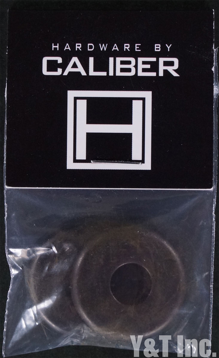 CALIBER CUP WASHER BLACK 2PC 1