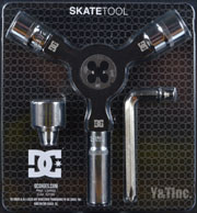 DC SHOES SKATE TOOL BLACK