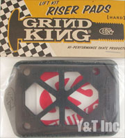 GRIND KING RISER HARD BLACK