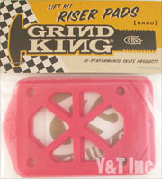 GRIND KING RISER HARD RED