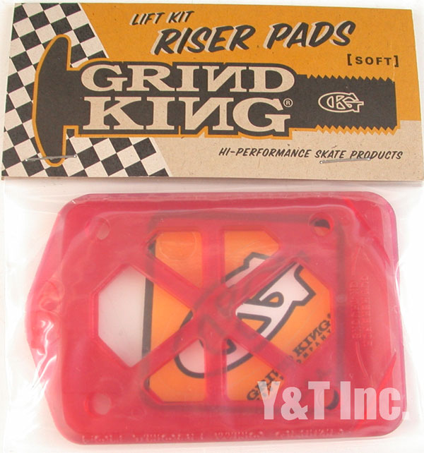 GRIND KING RISER SOFT RED 1