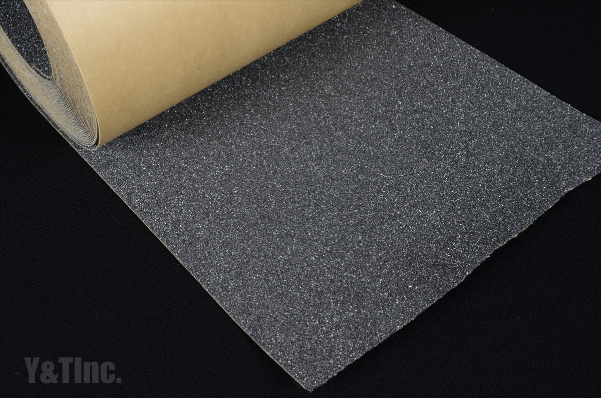 HARDCORE GRIPTAPE BLACK 10 MEDIUM 1