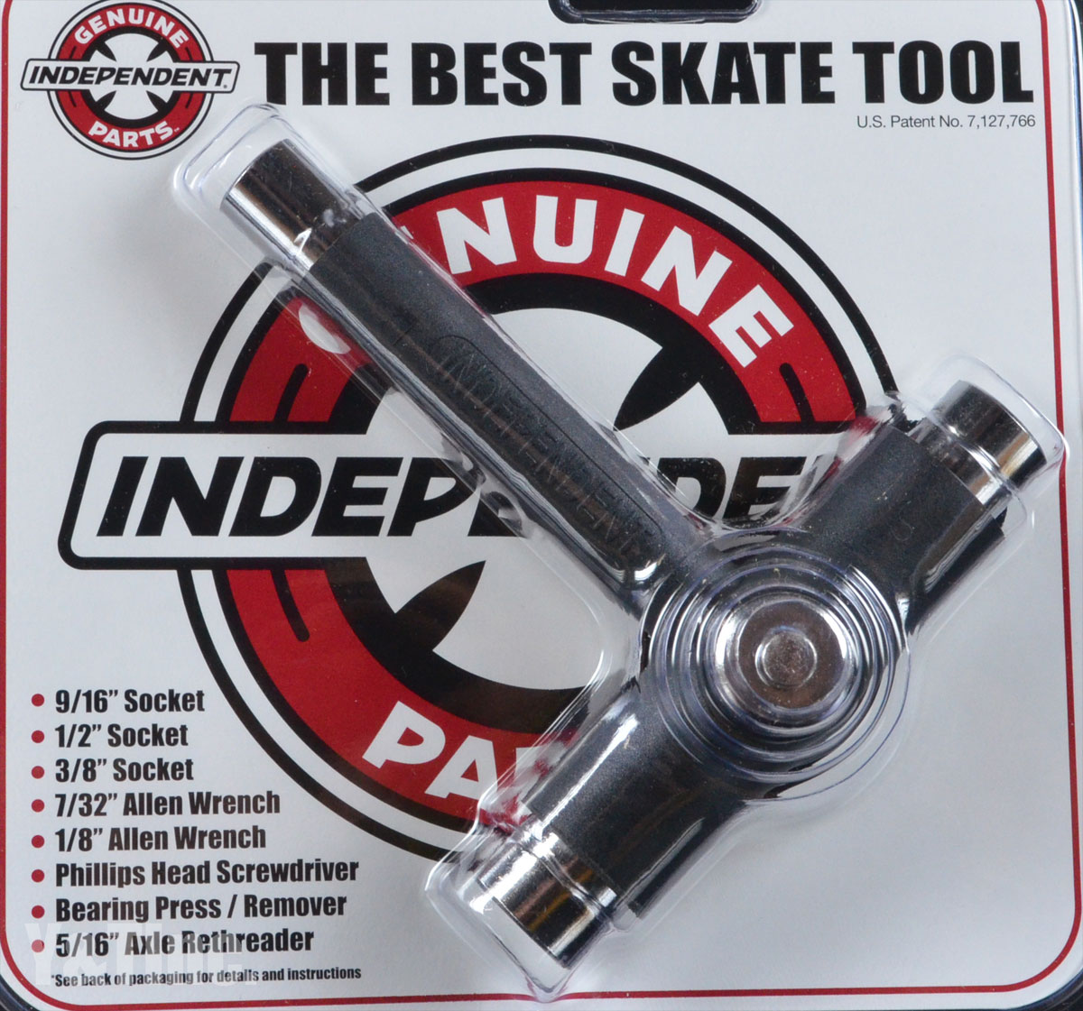 INDEPENDENT BEST SKATE TOOL BLACK 2