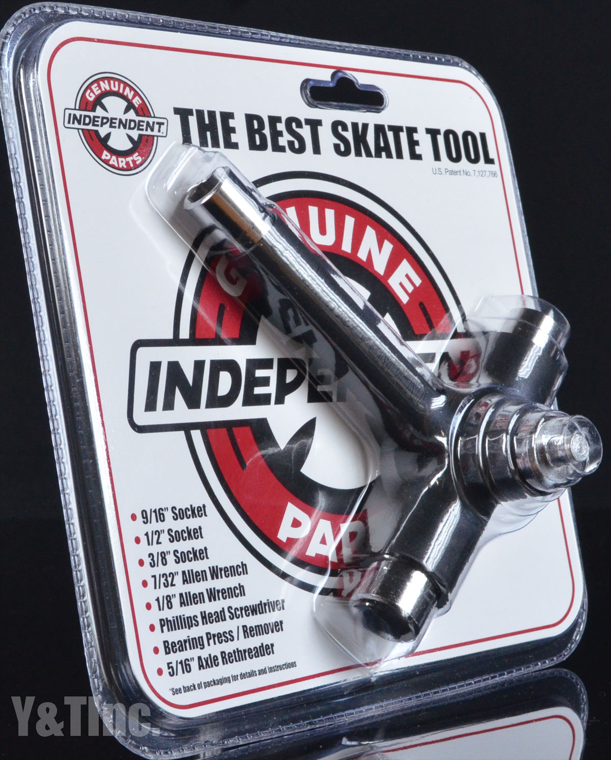 INDEPENDENT BEST SKATE TOOL BLACK 1