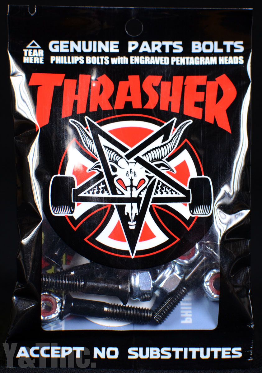 INDEPENDENT THRASHER HARDWARE 1.00 1