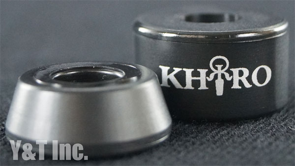 KHIRO BARREL BLACK 1