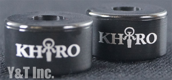 KHIRO DOUBLE BARREL BLACK 1