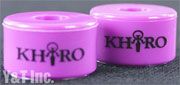 KHIRO DOUBLE BARREL PURPLE