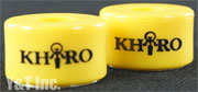 KHIRO DOUBLE BARREL YELLOW