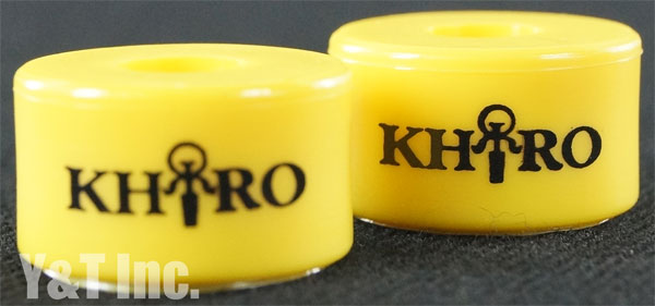 KHIRO DOUBLE BARREL YELLOW 1