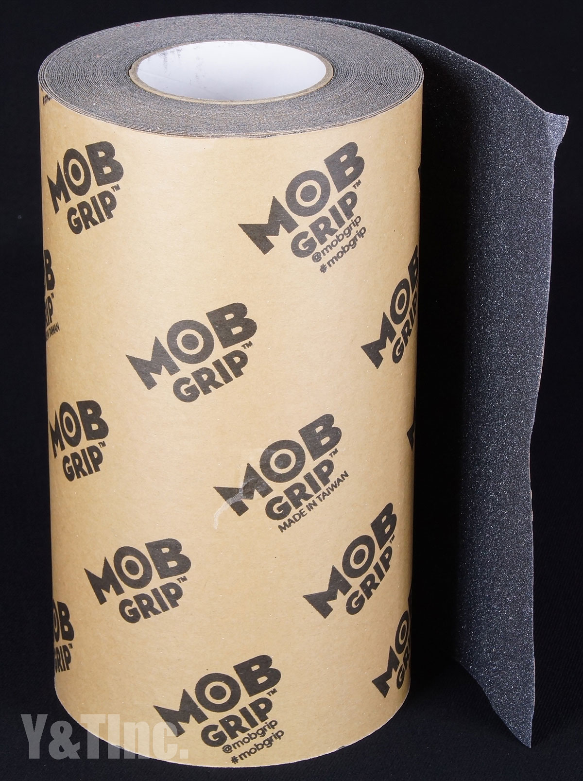 MOB GRIP ROLL 11 BLACK 1