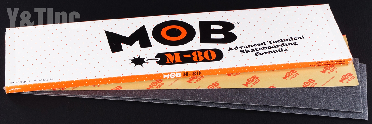 MOB GRIP M-80 SHEET BLACK 1