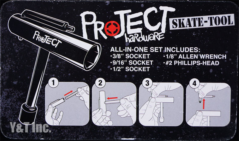 PROJECT SKATE TOOL 1
