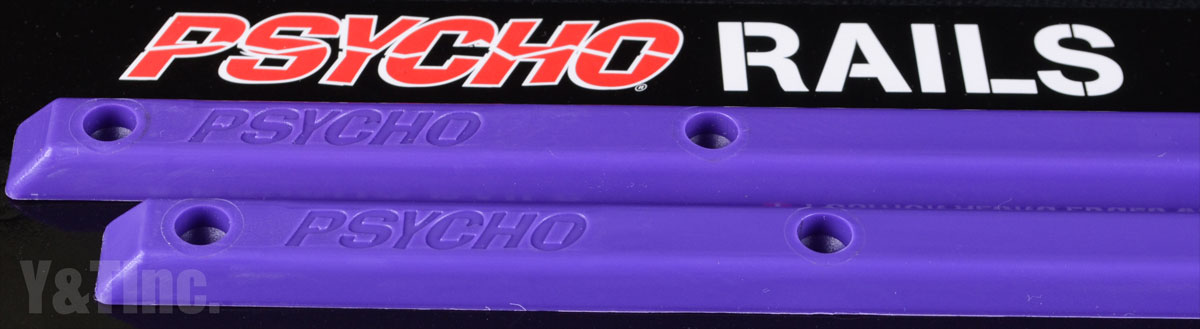 PSYCHO RAILS 14 Purple 2