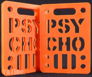 PSYCHO RISER 1-4 SOFT ORANGE