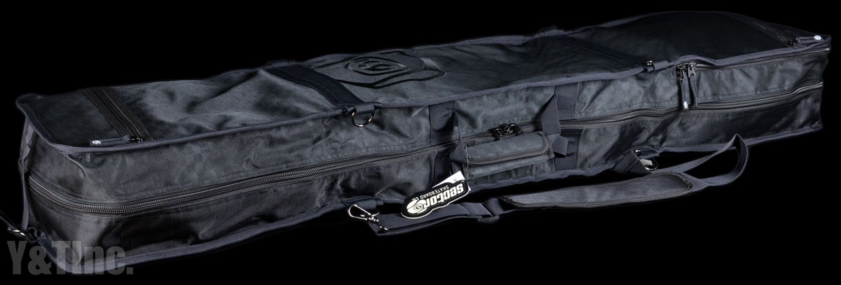 SECTOR9 FIELD BAG BLACK 1