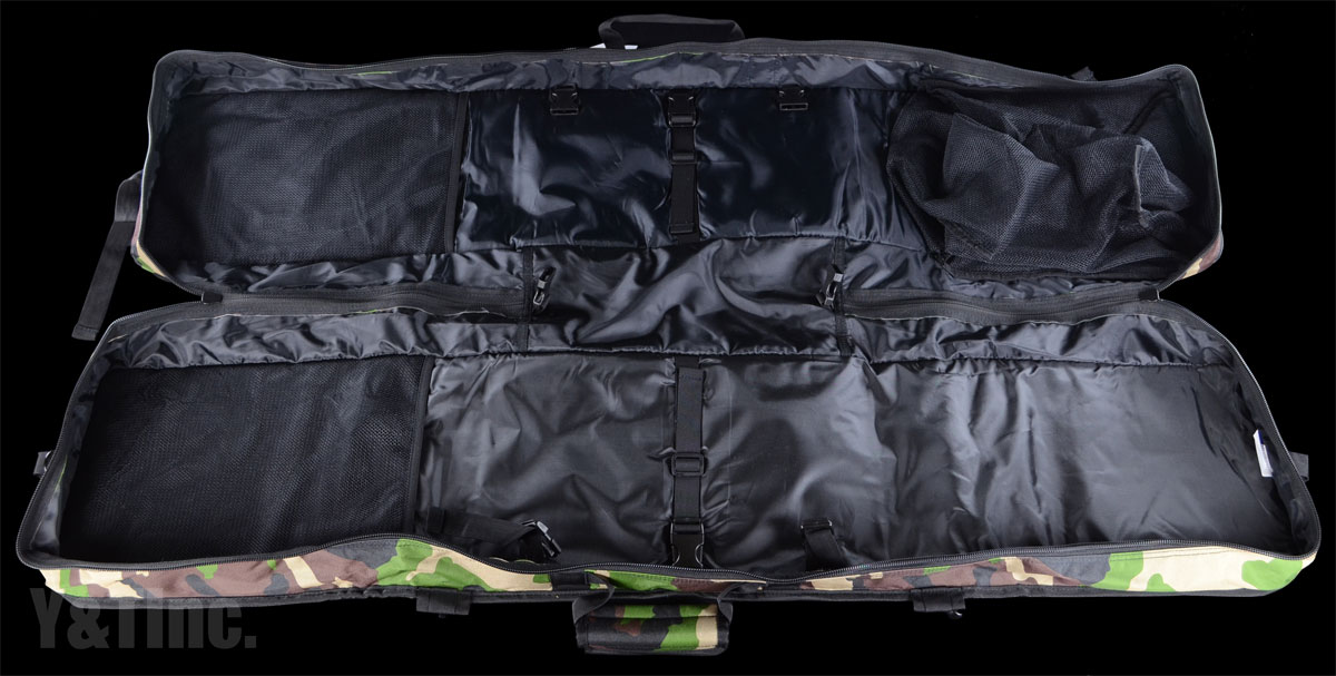 SECTOR9 FIELD BAG CAMO 1