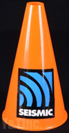 SEISMIC SLALOM PYLON ORANGE