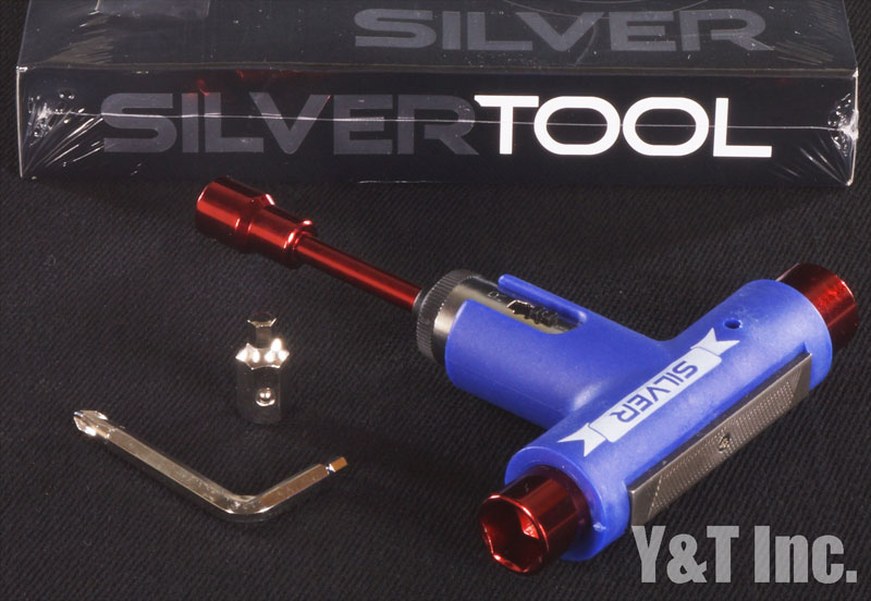 SILVER TOOL BLUE 1