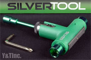 SILVER TOOL SPECTRUM GREEN
