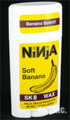 NINJA WAX SOFT BANANA