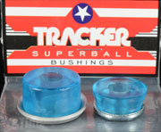 TRACKER SUPER BALL BLUE