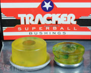 TRACKER SUPER BALL GREEN