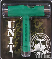 UNIT T-TOOL DARK GREEN