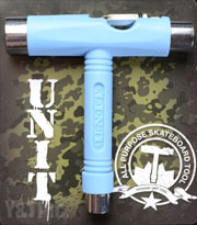 UNIT T-TOOL LIGHT BLUE