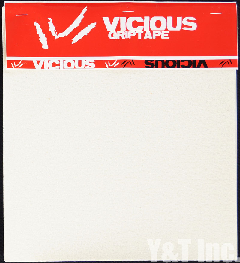 VICIOUS GRIPTAPE 3PC CLEAR 11x10  1