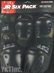 187 JR SIX PACK Camo