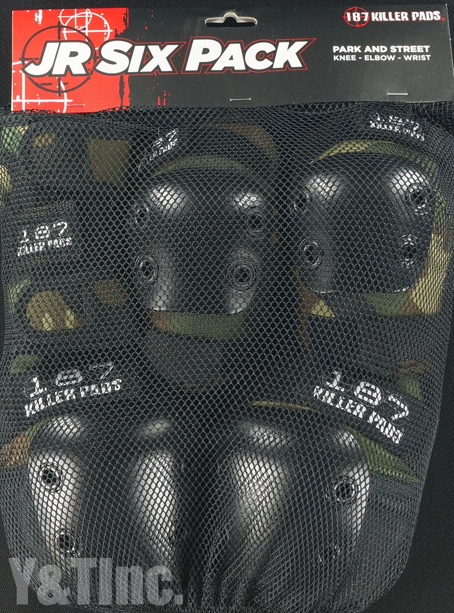 187 JR SIX PACK Camo 1