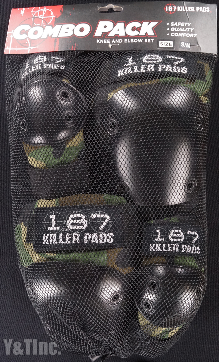 187 COMBO PACK CAMO S-M 2